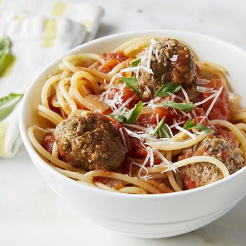 Spaghetti and Meatballs – The Classic Pasta Dish