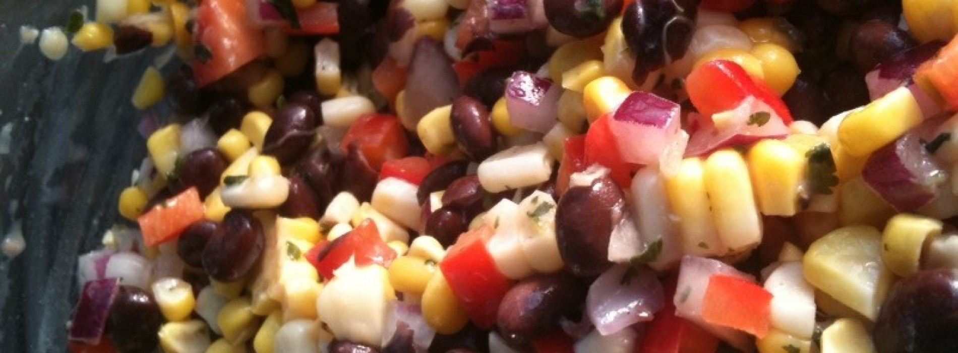 Corn and Black Bean Salad