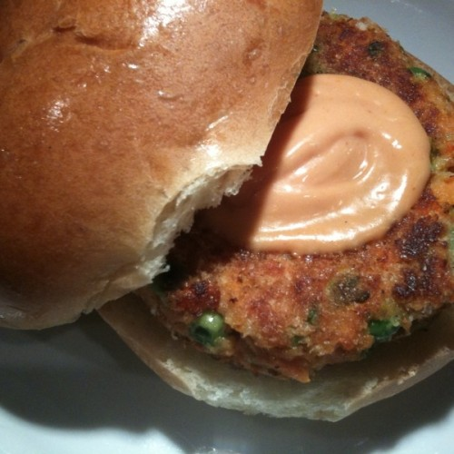 5-Veggie Vegetable Burger