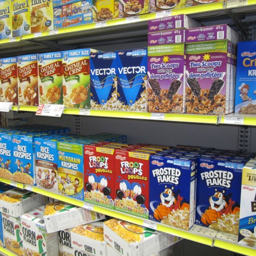What's So Bad About Breakfast Cereal?