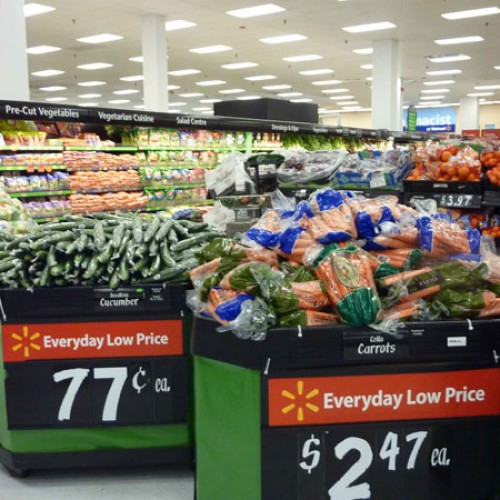 Sponsored Post: Grocery Shopping at Walmart plus a special offer for SPC readers
