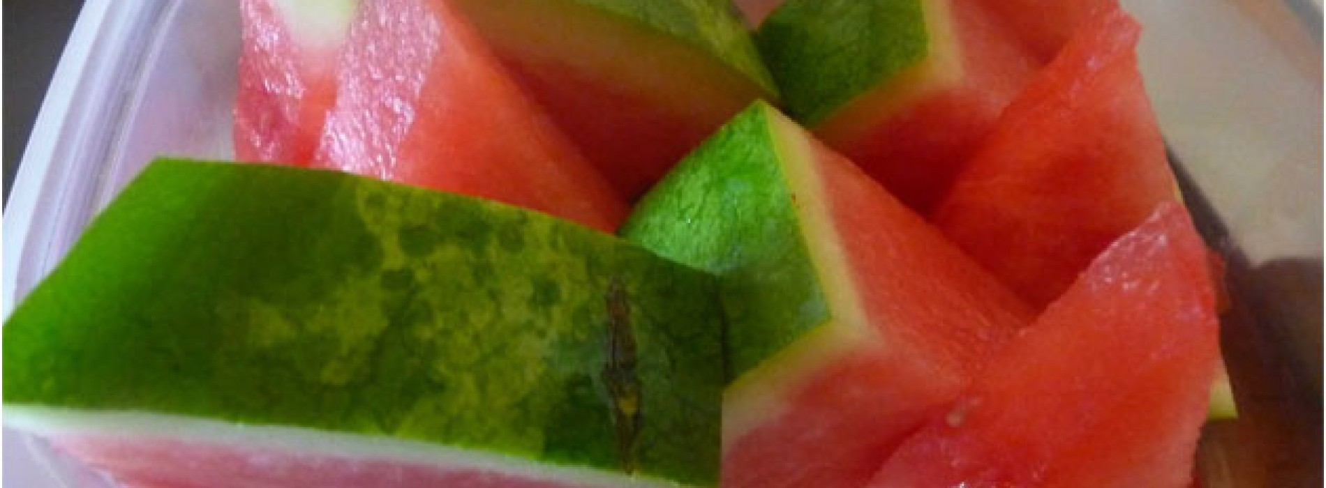 What's So Great About Watermelon