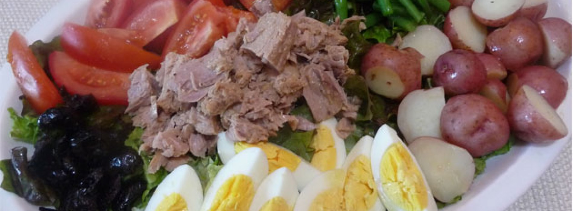 Sponsored Post: Making Nicoise Salad with Walmart Groceries plus a special offer for SPC readers