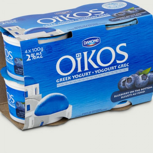 Food Find: Oikos Yogurt