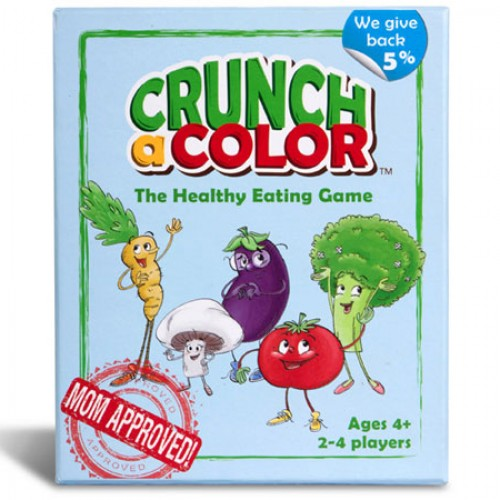 Sweet Stuff: Crunch a Color Game