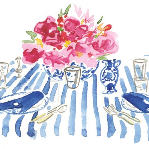 The Perfectly Imperfect Home: Pretty Table Settings
