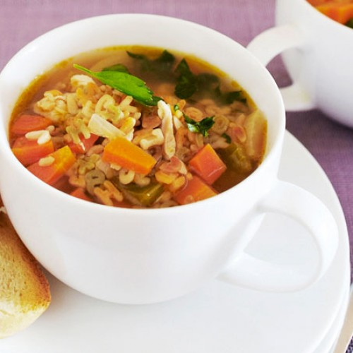 Roundup: Warm and Toasty Soups