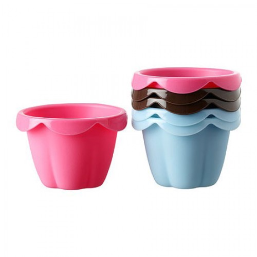 Sweet Stuff: Ikea Silcone Baking Cups