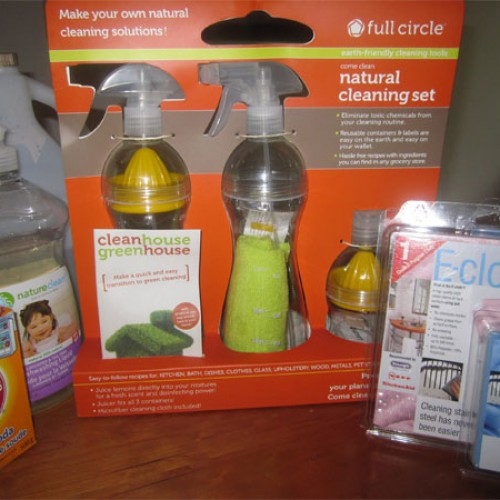 Best of 2011: What's So Great About Homemade Cleansers