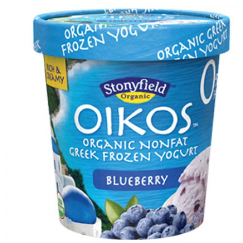 Food Find: Frozen Greek Yogurt