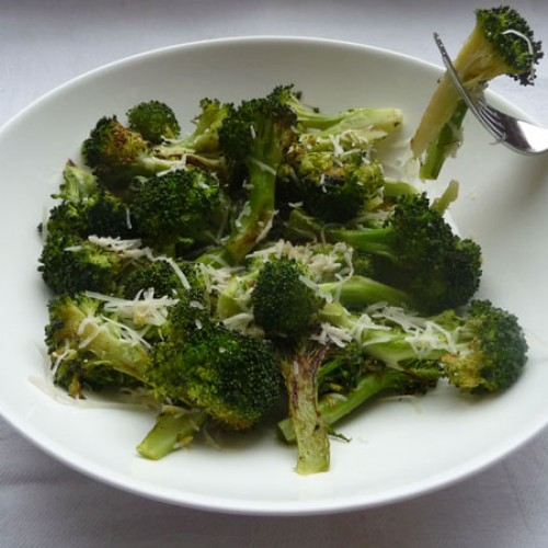 Vitamin Week: Roasted Broccoli