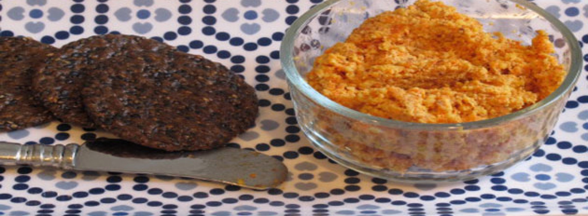 Carrot and Almond Dip