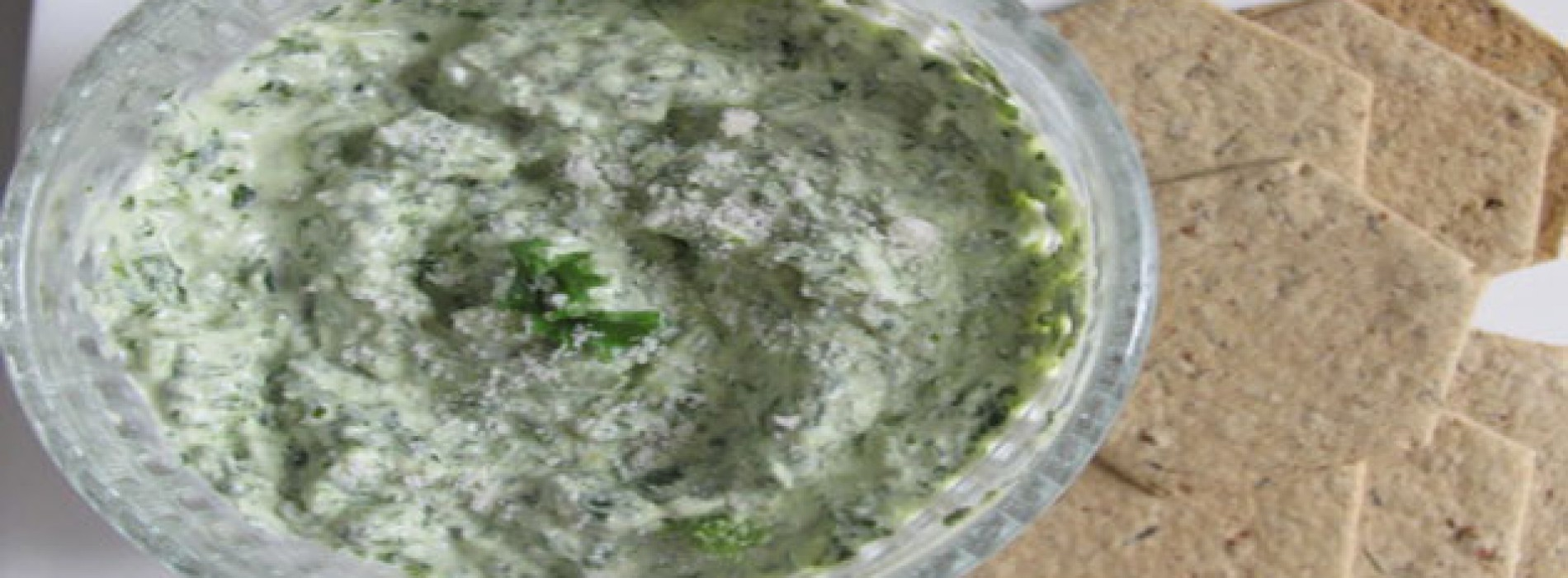 Garlic and Kale Dip