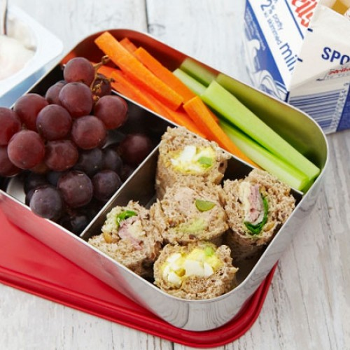Roundup: Back To School Lunches!