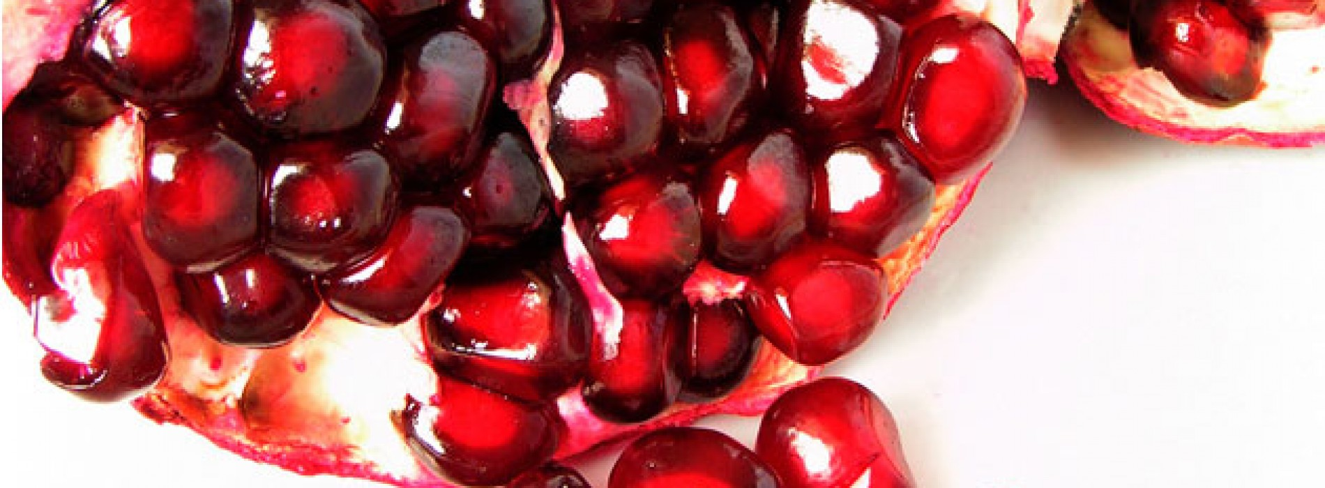What's so great about pomegranates?
