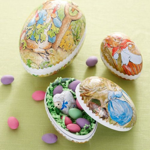 Sweet Stuff: Nesting Eggs For Easter