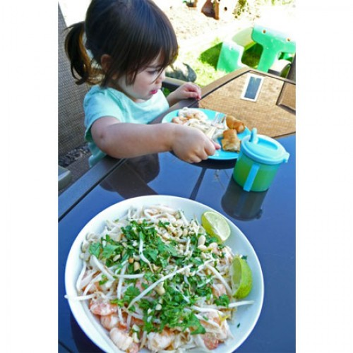 Lisa's Letters Home: Pad Thai