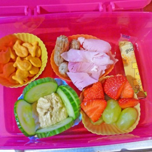 Lisa's Letters Home: Sorta, Kinda Bento Box