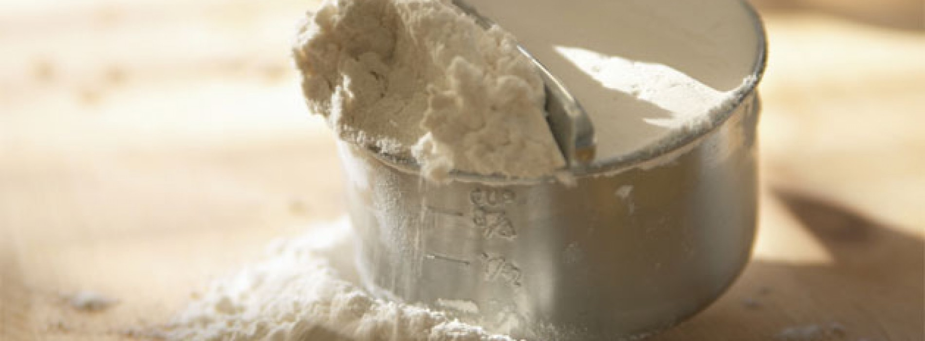 Chef Notes: What's better? All-purpose or Self-Rising Flour?