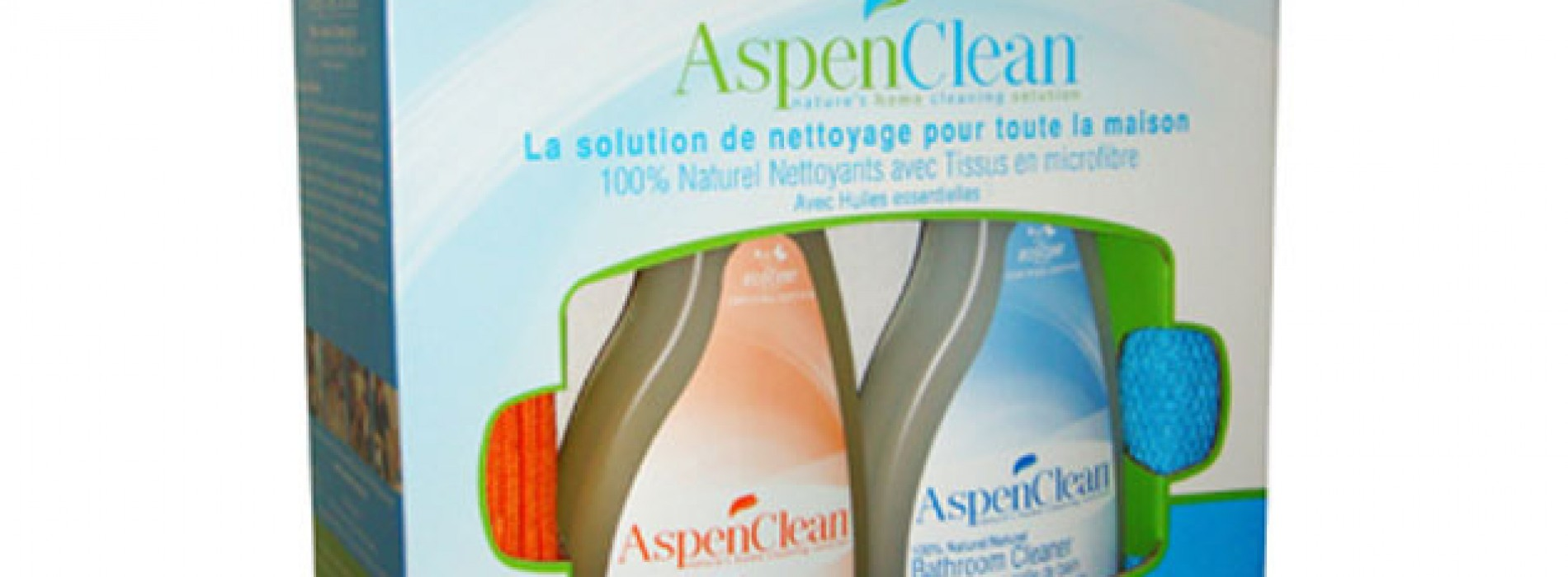 Sweet Stuff: Aspen Clean Products