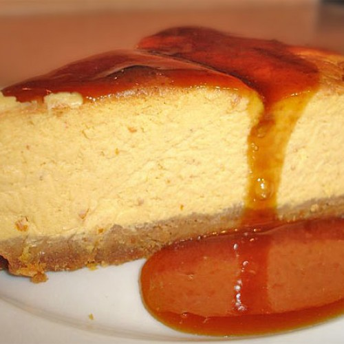 Lisa's Letters Home: Pumpkin Cheesecake