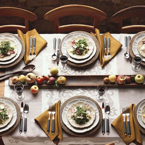 Chef Amanda On How to Throw a Dinner Party