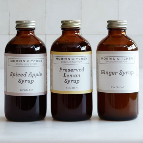 Sweet Stuff: Morris Kitchen Syrups