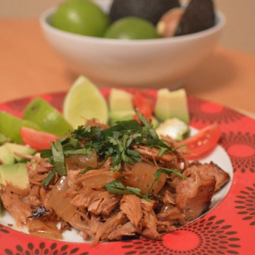 Lisa's Letters Home: Slow Cooker Pork Taco