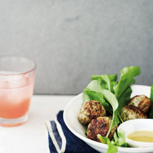 It's All Good: Gwyneth's Turkey Meatballs