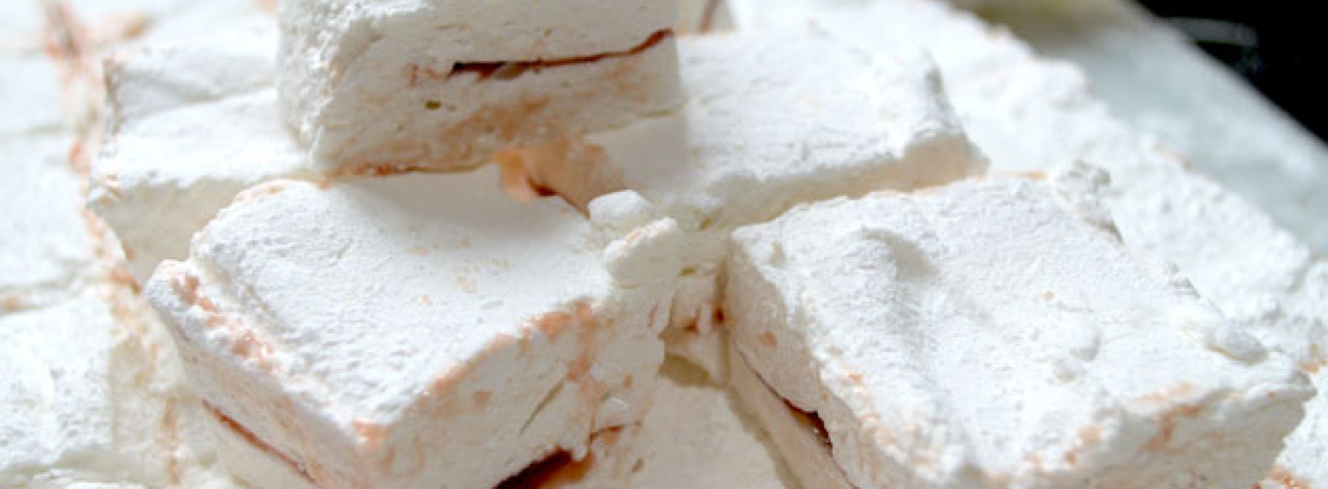 Lisa's Letters Home: Homemade Marshmallows