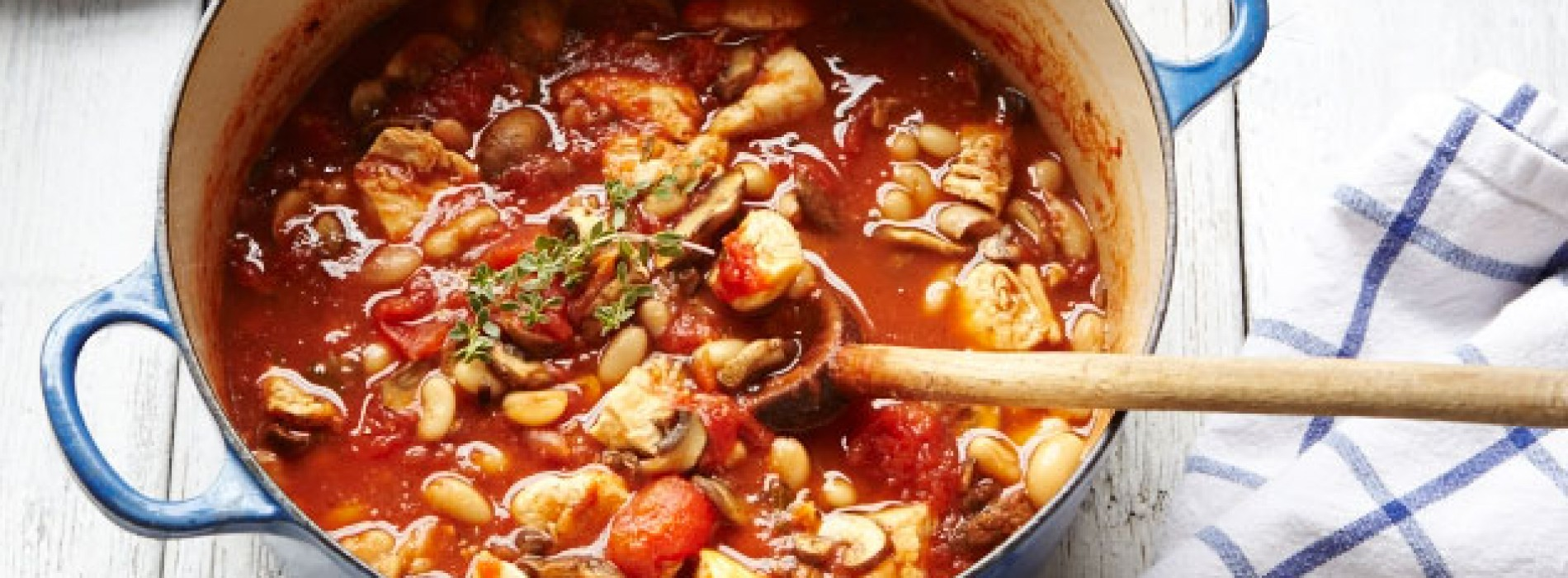 One Pot Week: 5 of our Best-Ever One Pot Wonders