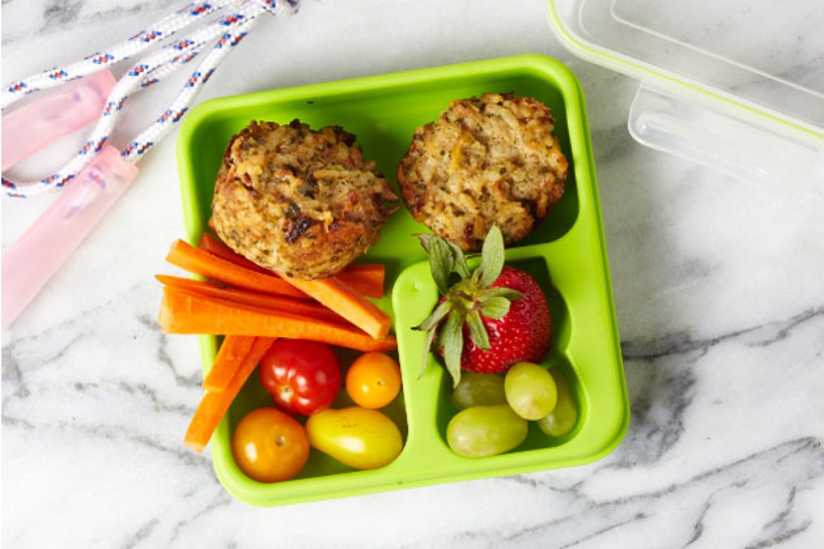 7 School Lunches That Aren't Sandwiches