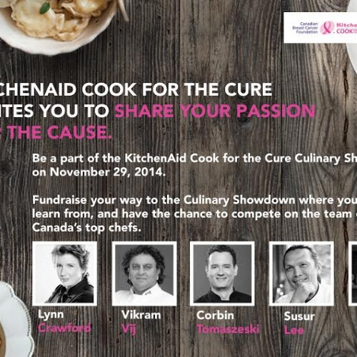 Kitchen Aid Cook for the Cure