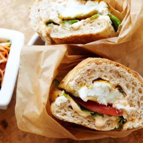 Fish Week: Best Fish Sammie