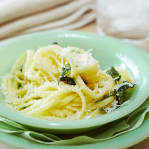 Lemon Linguini