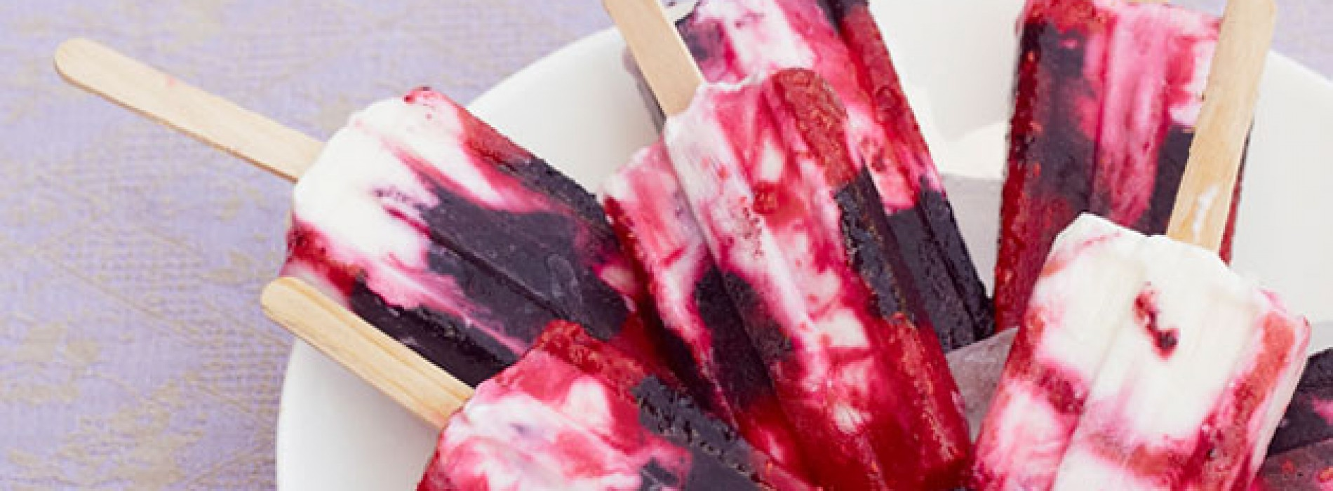 Prettiest Popsicles Ever