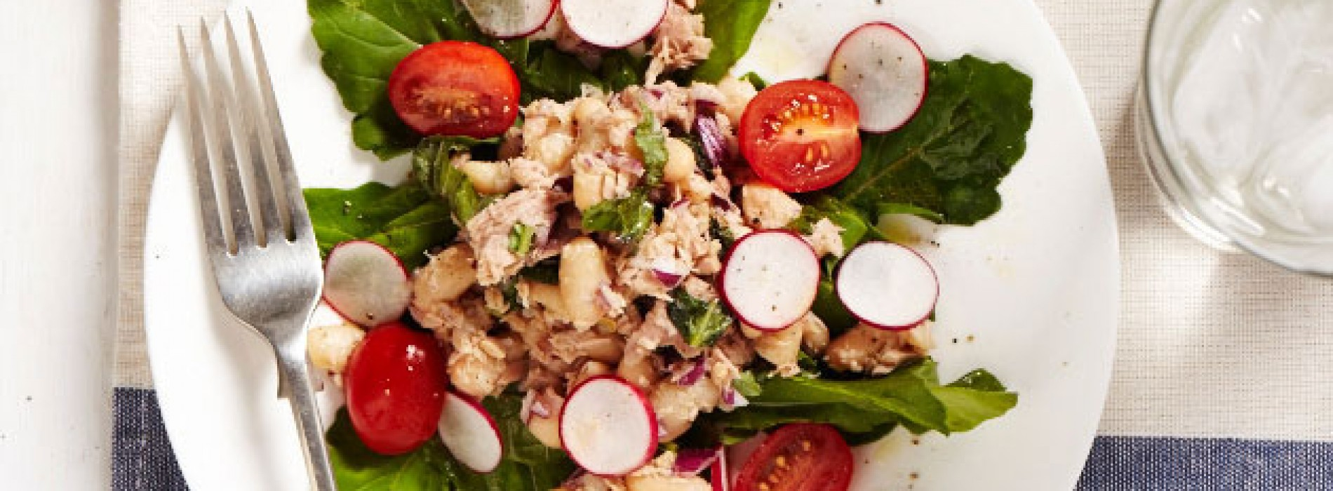 Summer Lunch Week: Tuna White Bean Salad
