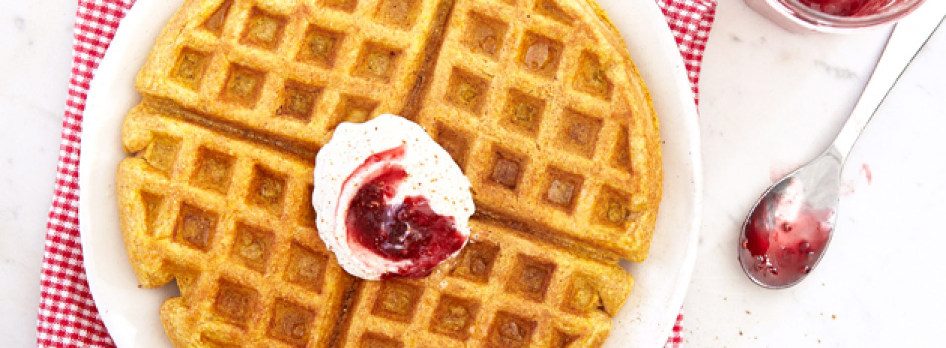 4 Ways with Waffles