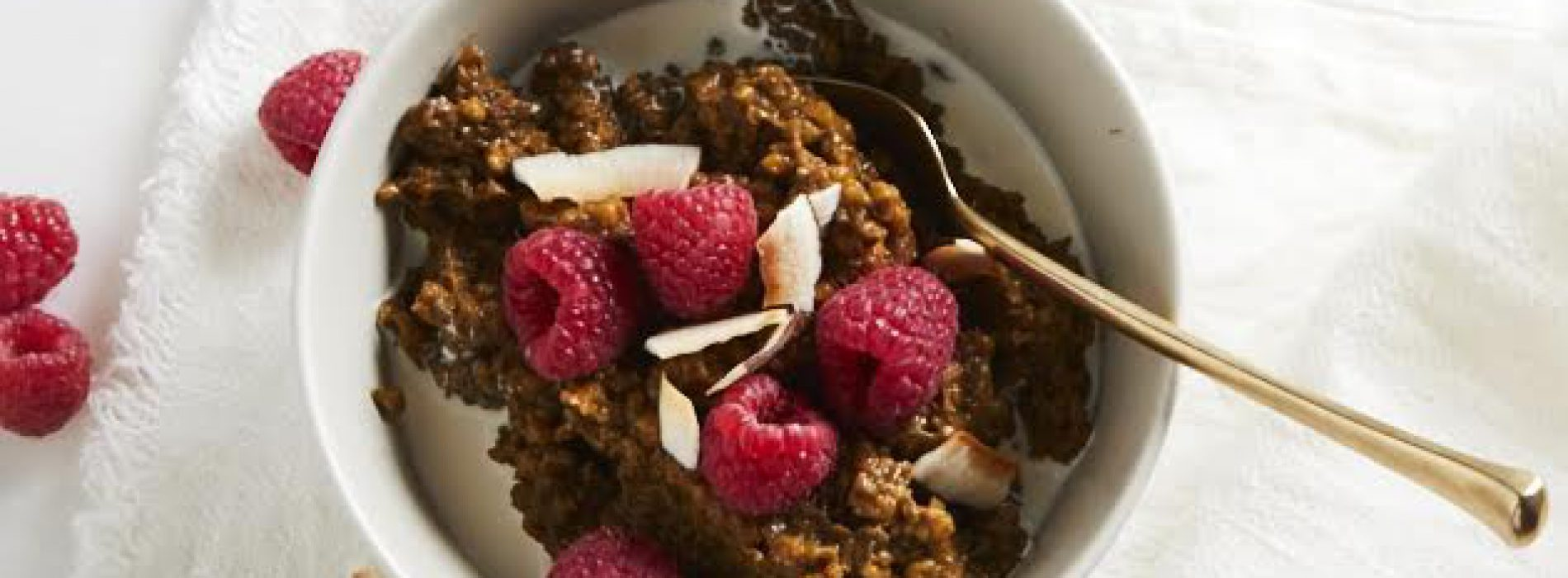 Slow Cooker Gingerbread Oats