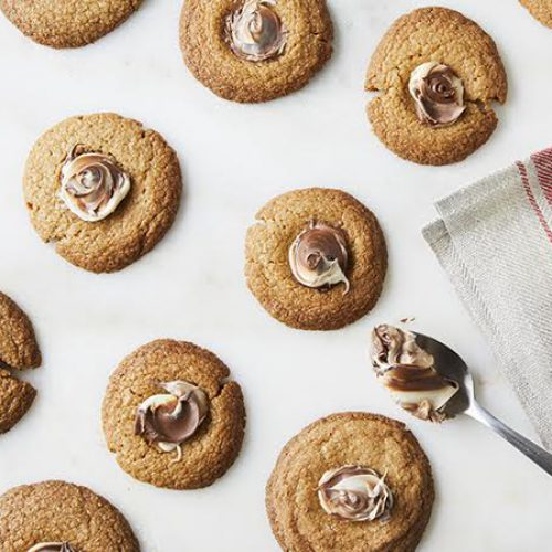 Penotti Cookie Butter Pennies with Hazelnut Spread