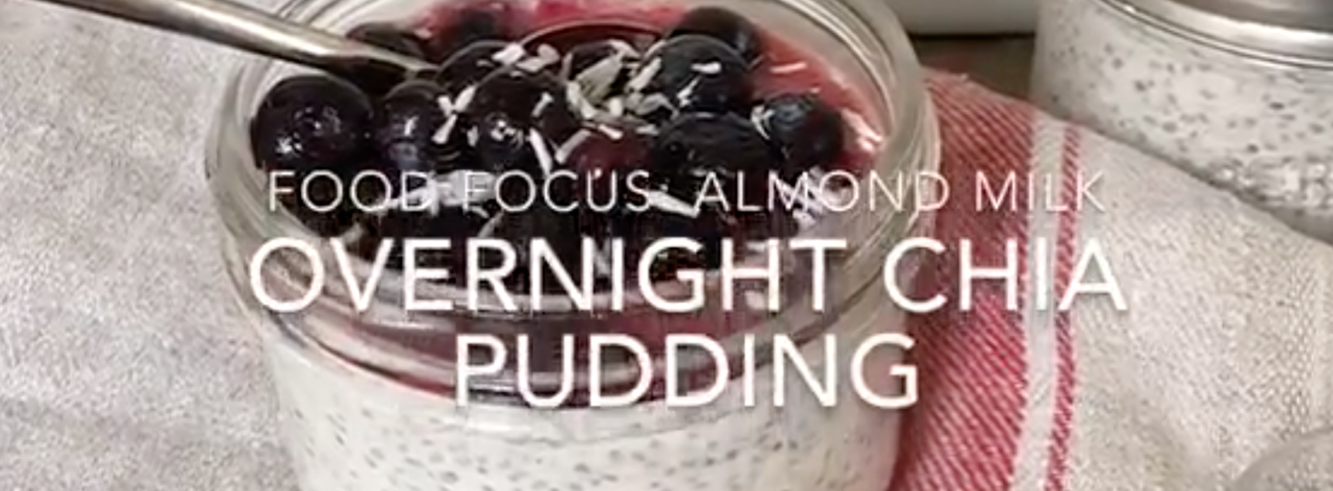 Overnight Chia Pudding Video