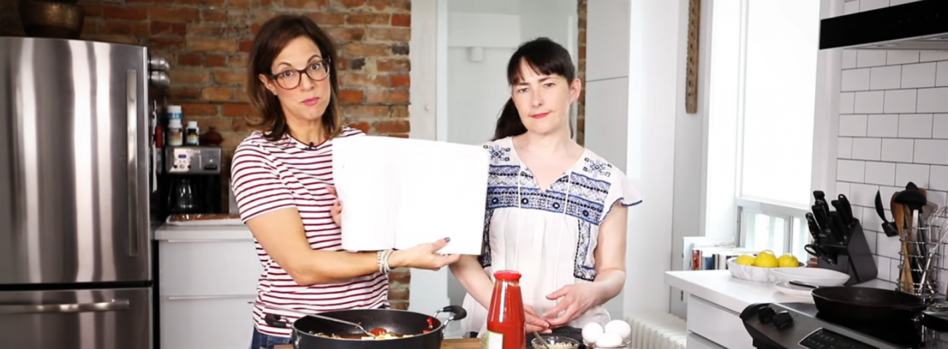 School Year Survival Cookbook Videos: Watch our Ratatouille Transform Into Shakshuka and Pasta