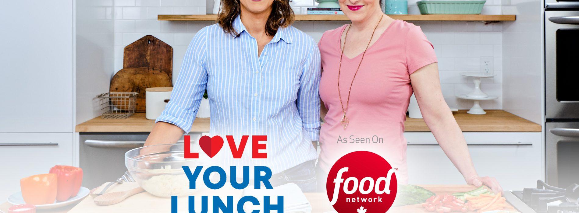 Check out Love Your Lunch, our digital series on Food Network Canada