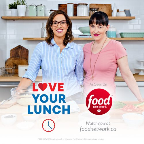 Check out Love Your Lunch, our new digital series on Food Network Canada