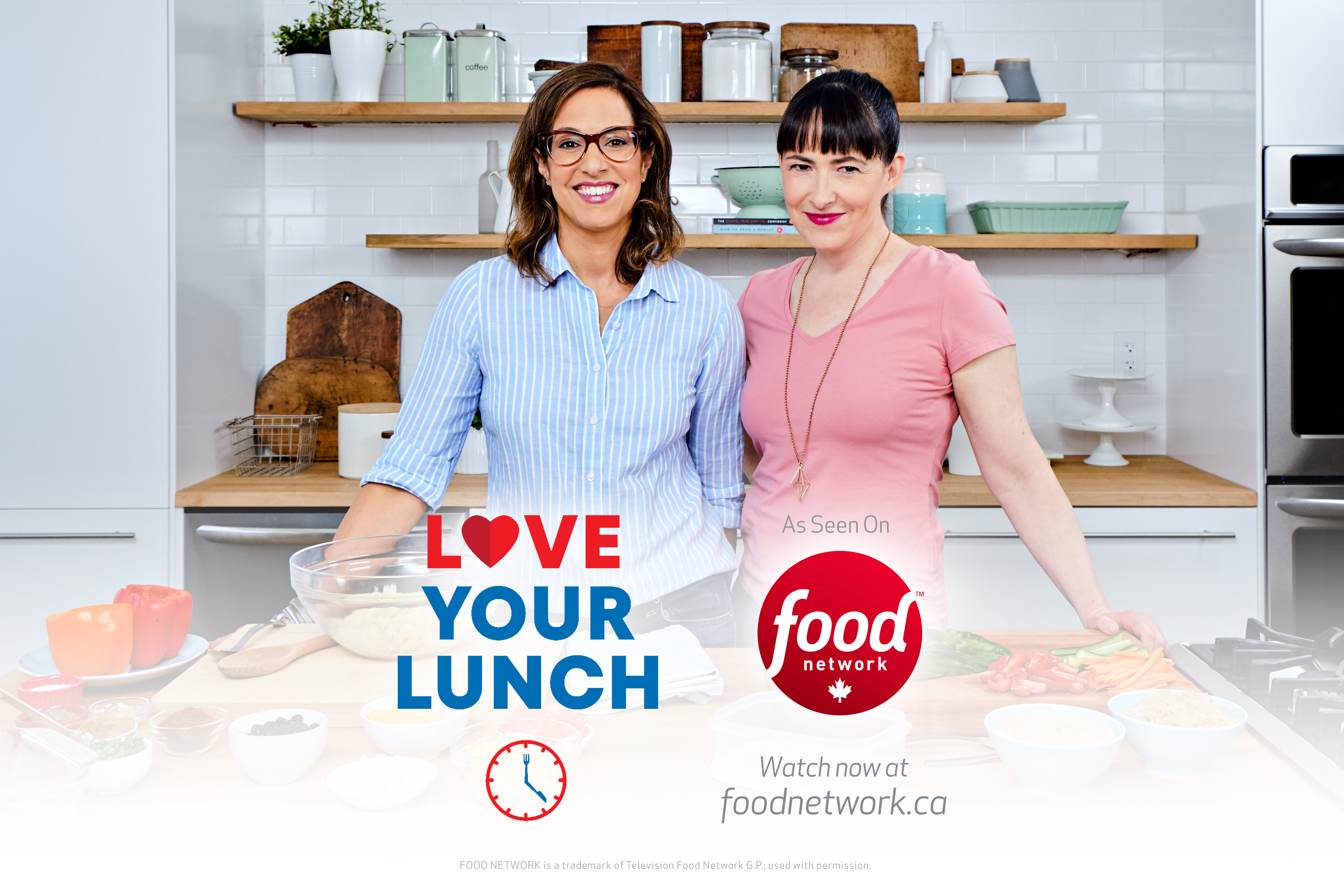 Check Out Love Your Lunch Our New Digital Series On Food Network