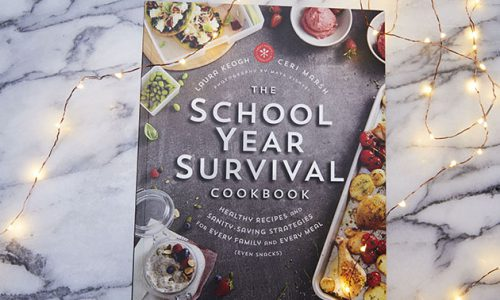 Don't live another day without Healthy Recipes from The School Year Survival Cookbook. It also includes Strategies, Nutrition Shortcuts and More! Check It Out Here.