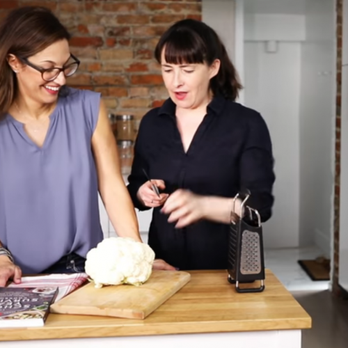 The School Year Survival Cookbook Video Series: How to Make Cauliflower Cous Cous
