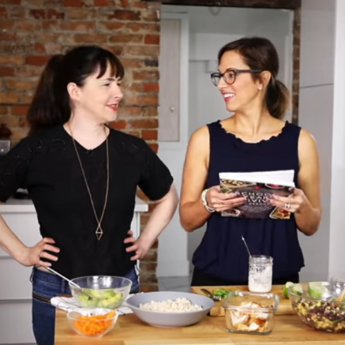 The School Year Survival Cookbook Video Series: How to Make a Grain Bowl