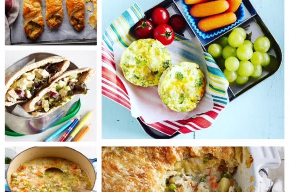 30 of the Best Lunches For the Rest of the School Year