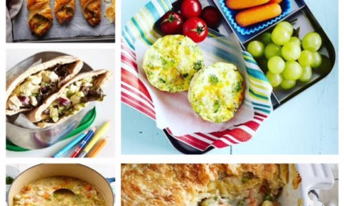 30 of the Best Lunches For Back to School
